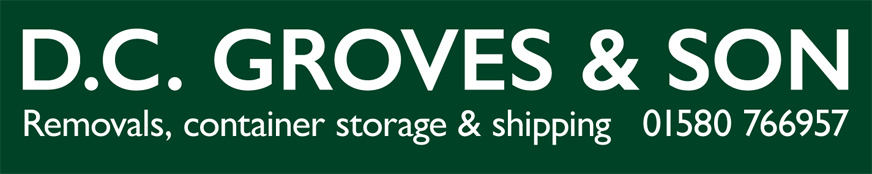 D.C. Groves & Son Logo