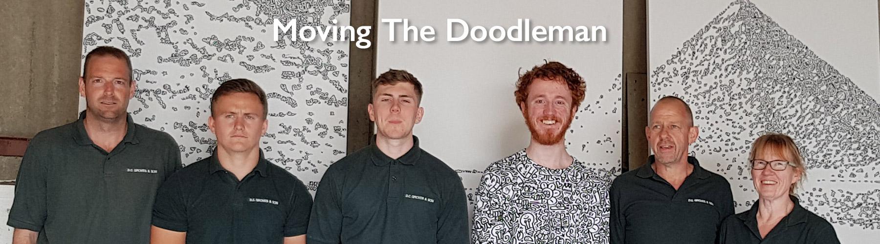 The Doodleman